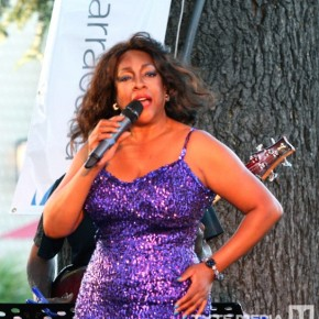 CONCERT SERIES: Jazz On The Plazz, Los Gatos, CA July 23, 2013