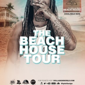Ty Dolla $ign, The Beach House Tour