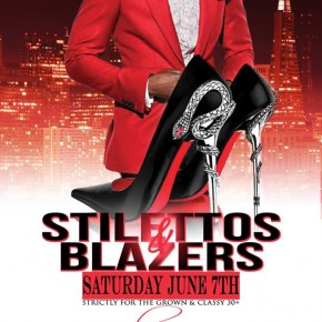 Stilettos & Blazers, Jun 7th, 2014 @ Lillie Mae's (Santa Clara, CA)