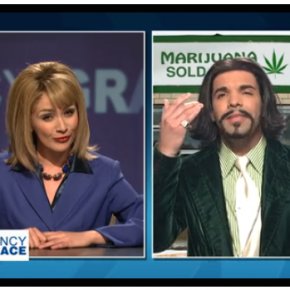 ROFL: 'SNL'Nancy Grace & Drake's Katt Williams