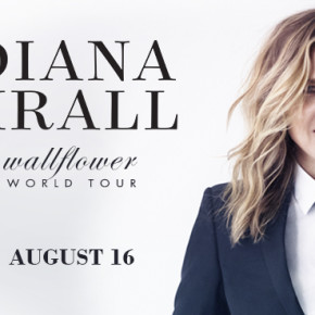 Diana Krall, August 16th, 2015 – Fox Theatre