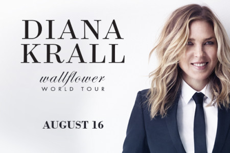 Diana Krall, August 16th, 2015 - Fox Theatre