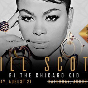 Jill Scott, August 21st, 2015 – Fox Theatre