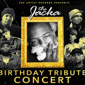 Birthday Tribute Concert For The Jacka
