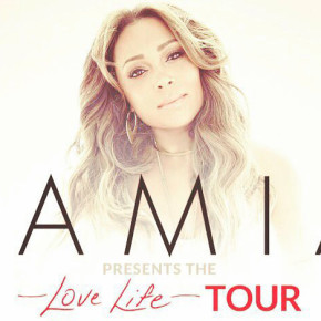 Tamia Love Life Tour