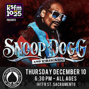 Snoop Dogg & Friends - Sacramento , CA